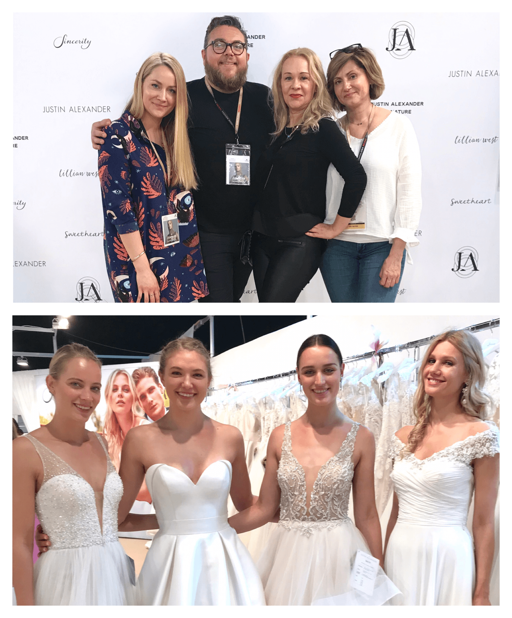 Barcelona Bridal Week 2019